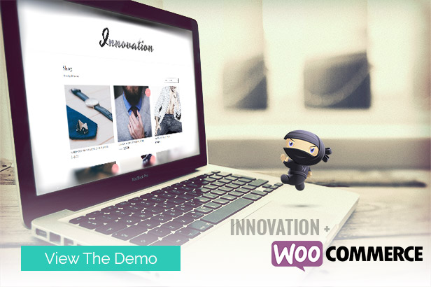 Innovation: Multi-Concept News, Magazine & Blog Theme - 5