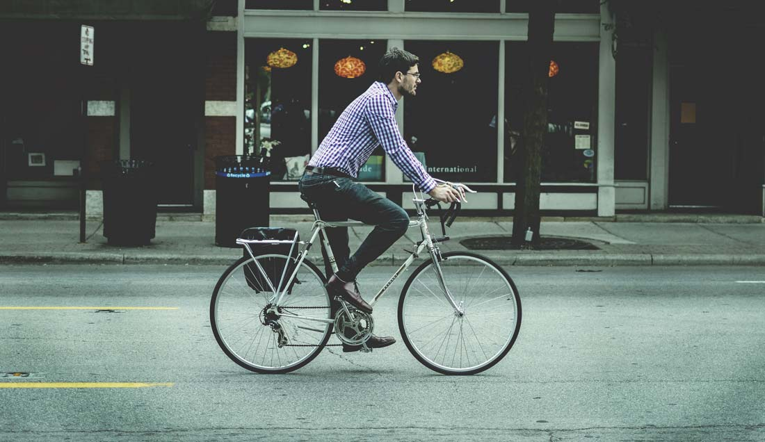 For the Bike-to-Work fashion