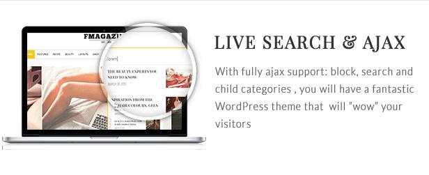 F - Magazine WordPress Theme - 10  Download F – Magazine WordPress Theme nulled ajax