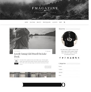 F - Magazine WordPress Theme - 3  Download F – Magazine WordPress Theme nulled fblog demo