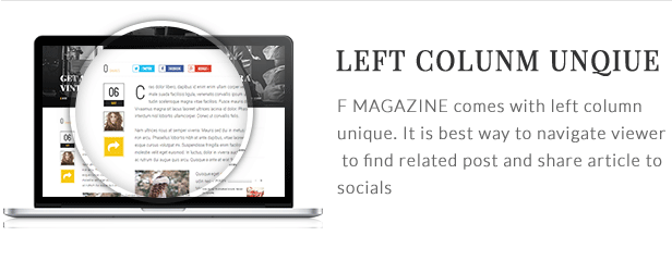 F - Magazine WordPress Theme - 12  Download F – Magazine WordPress Theme nulled single left col