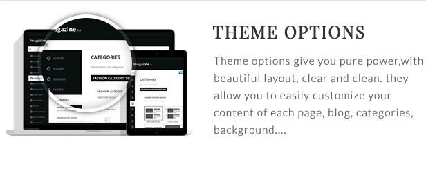 F - Magazine WordPress Theme - 17  Download F – Magazine WordPress Theme nulled theme option
